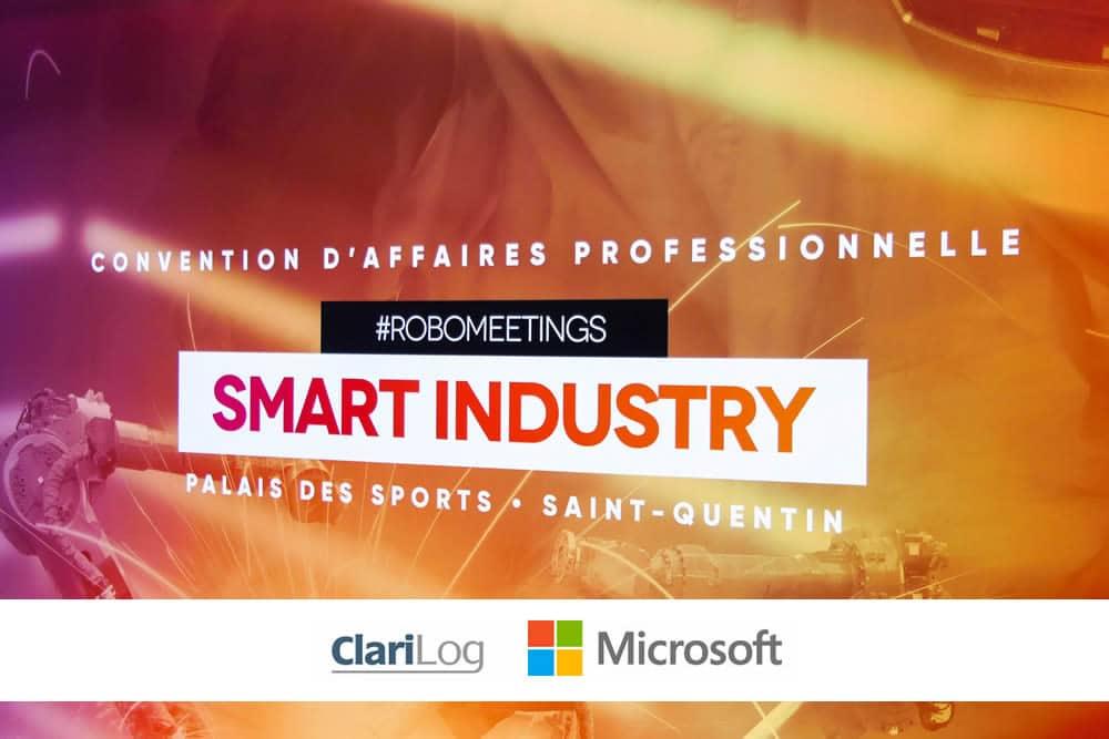 ClariLog et Microsoft