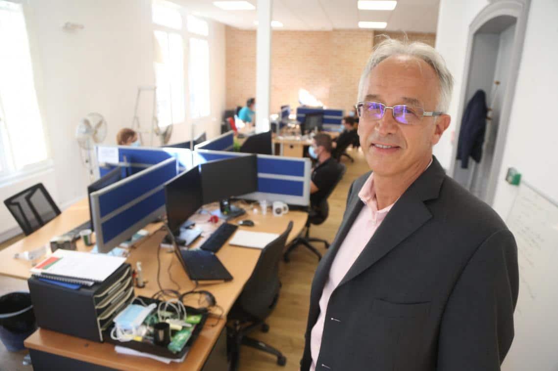 ETOILES PICARDES – L'AXONAIS : Denis Sennechael, le bon logiciel de l'entreprise