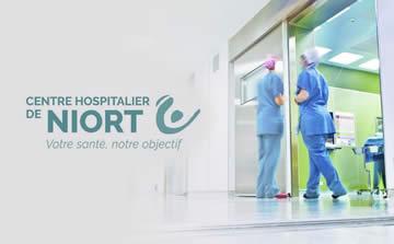 Références ClariLog   Centre Hospitalier de Niort