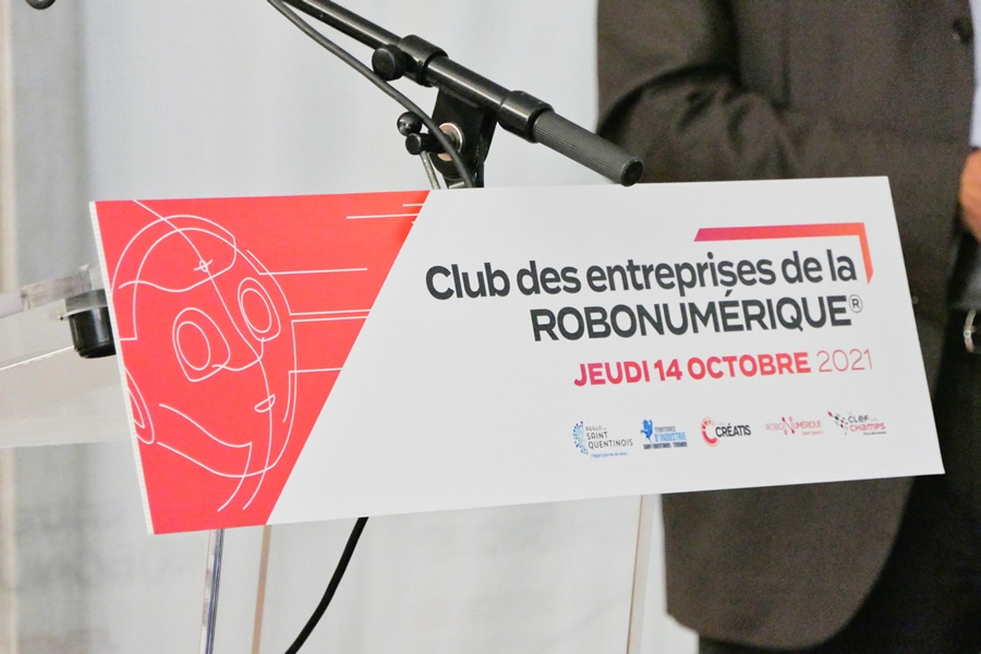 Club des entreprises de la ROBONUMÉRIQUE® #2021